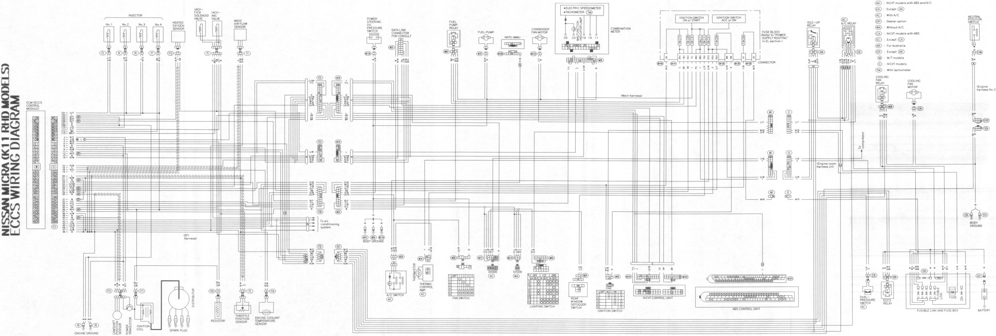 hight resolution of nissan micra k13 wiring diagram wiring diagram for professional u2022 rh bestbreweries co nissan micra k14 nissan pathfinder