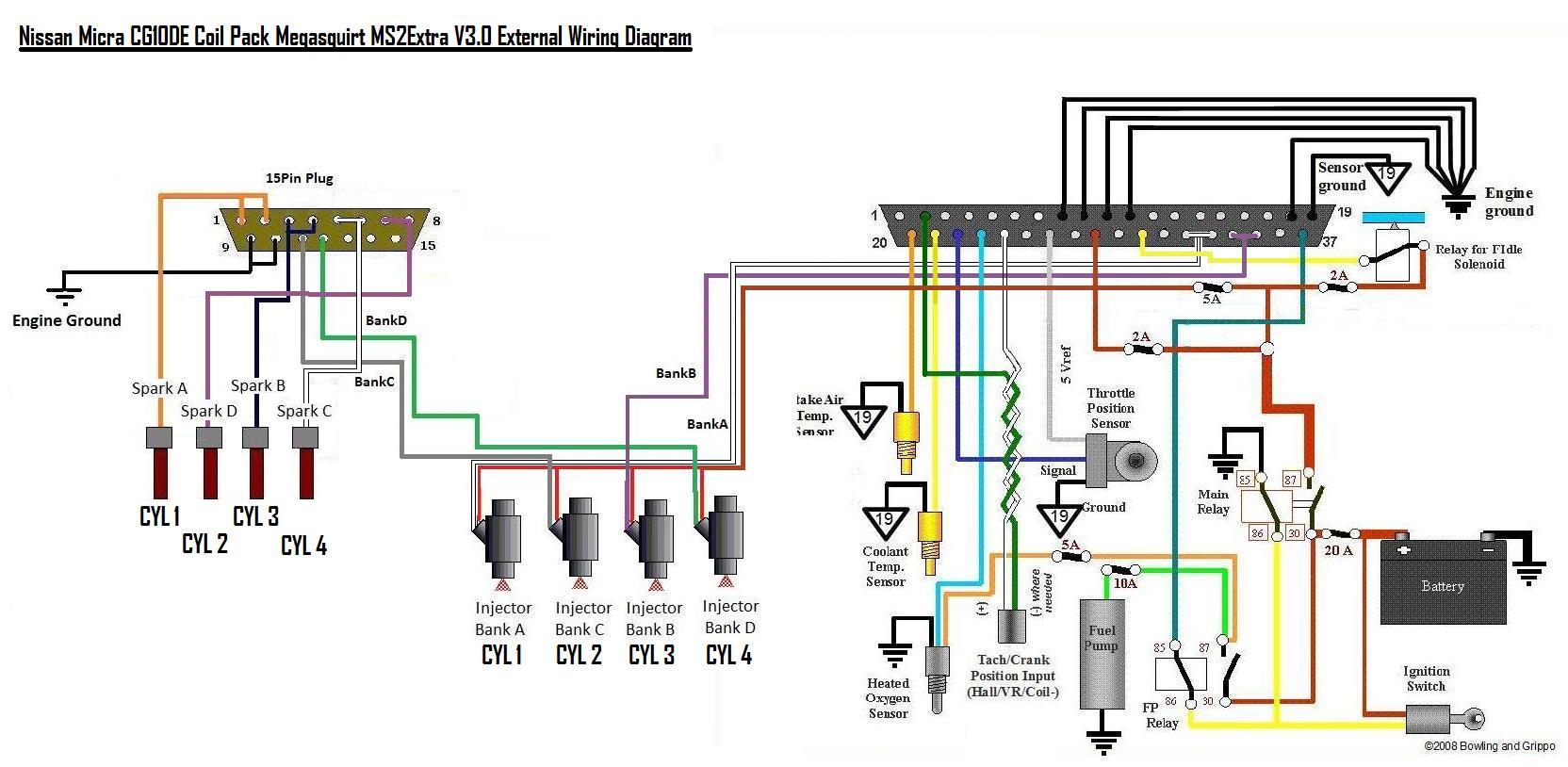 hight resolution of nissan micra k11 radio wiring diagram 4
