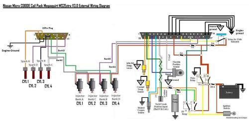 small resolution of nissan micra k11 radio wiring diagram 4