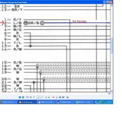 nissan micra k11 ecu wiring diagram 35 wiring diagram nissan micra electrical diagram nissan micra k11 [ 1024 x 768 Pixel ]