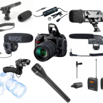 The Top 10 Best Microphones for DSLR Video Cameras
