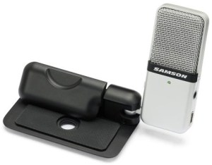 A great microphone for on-the-go podcasts