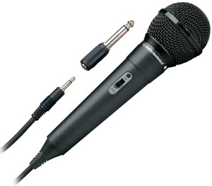 The cheapest microphone worth looking at