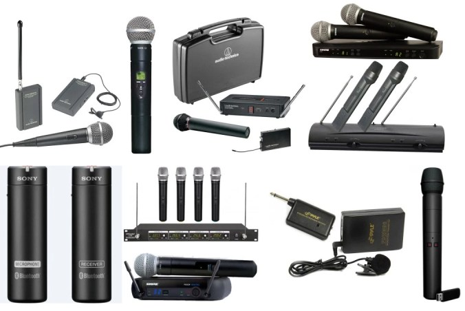 The Top 10 Best Wireless Microphones On Earth Mic Reviews