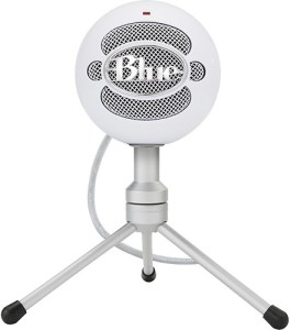 A lower-quality but budget-friendly USB microphone for YouTube videos
