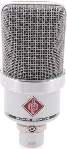 Large diaphragm microphones are the most common, and quite versatile at that for recording