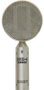 Nady's best ribbon microphone here