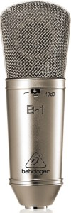 A solid Behringer mic under 100 bucks