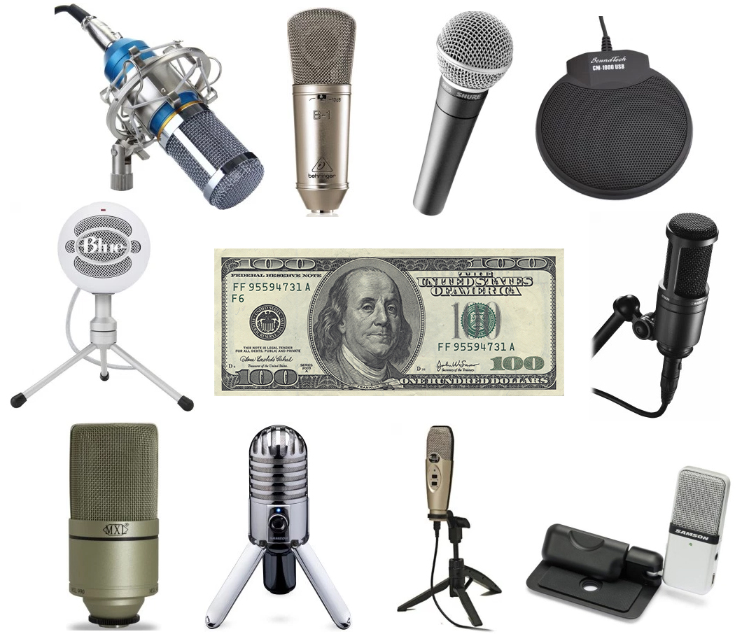 The Best Microphone For An Under 500 Budget Mic Reviews Dynamic Amplifier Circuit Diagram 100