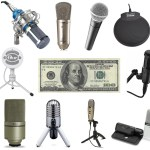 The Best Microphone for an Under $100 Budget
