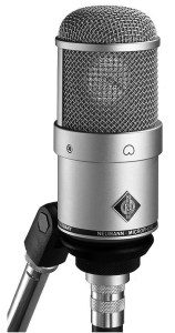 Neumann's high-end tube mic to buy