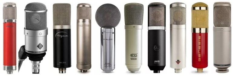 A review of the best tube mics in the world