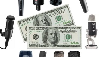 The Best Microphone for an Under $200 Budget