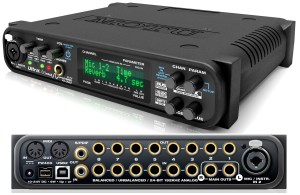 MOTU UltraLite-MK3 Audio Interface Review