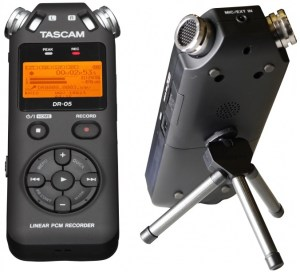 Another handy little recording device for vloggers
