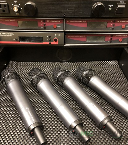 Our guide on how to set up a wireless microphone system