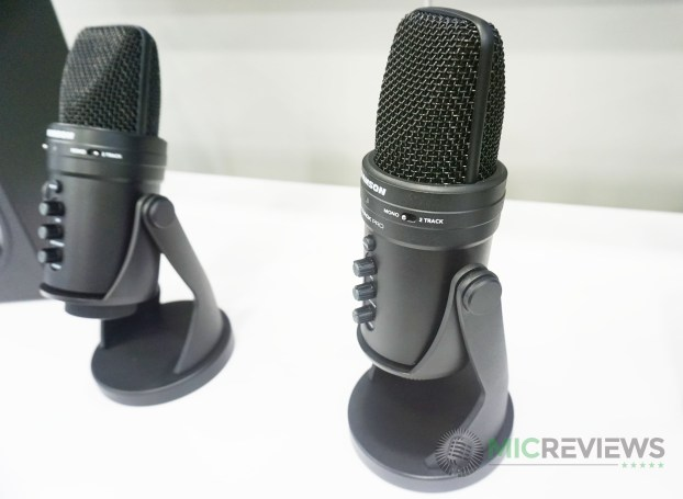 Another look at the G-Track Pro USB mic