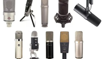 Our picks to help you find the best microphone for recording vocals