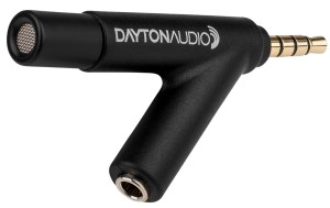 Another one of the best microphones for smartphones