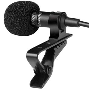 A great lavalier microphone for Android mobile devices