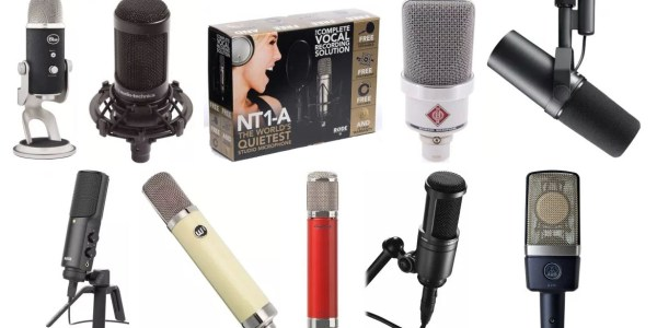The Best Microphones for Rap Vocals