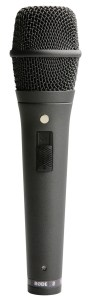A big favorite for live performance stage mics