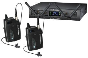 A great pick as the best wireless lavalier microphone system
