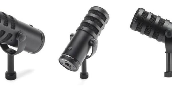 Samson Q9U Dynamic Broadcast Microphone Review