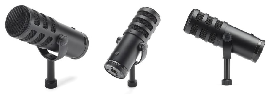 Our detailed review of the new Samson Q9U USB and XLR dynamic microphone