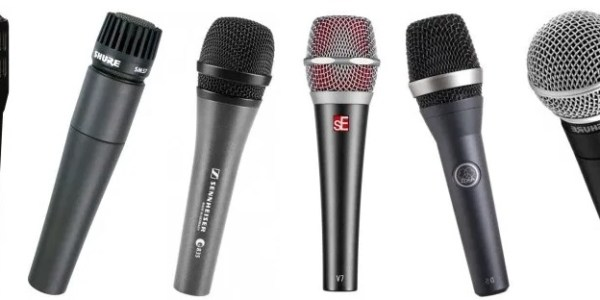 The Best Dynamic Microphone for $100 or Less