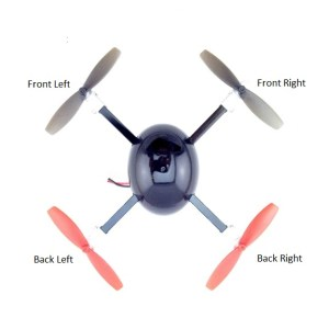 microdrone blades micro drone