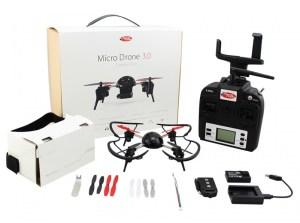 microdrone 3.0+ combo gimbal