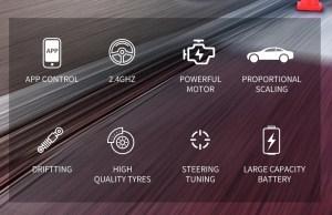 Speed, Dual Control, Power, Quality