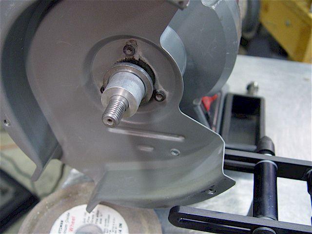 How To Change Bench Grinder Wheel