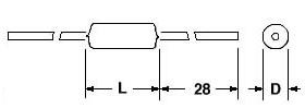 Micro-Ohm Resistors, Type RX
