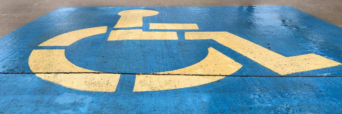 Two Website Accessibility Suits Dismissed Intl Wheelchair Symbol