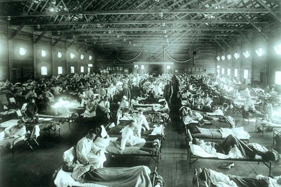 influenza spagnola virus
