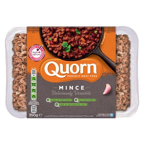 Quorn, primo marchio di prodotti alimentari a base di micoproteine