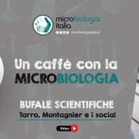 Bufale scientifiche: Tarro, Montagnier e i social - Un caffè con la Microbiologia (Episodio #3)