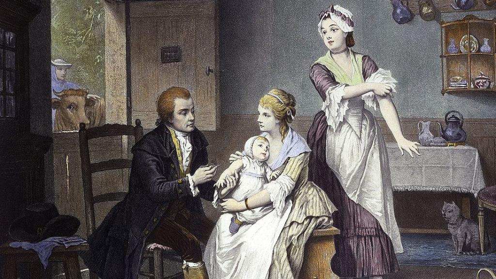 Edward Jenner: il padre dell'immunizzazione
