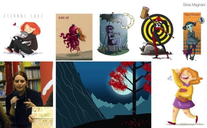 Un amore imperituro  Octopus love Clair de lune Harley Quinn Happy Halloween Esperimenti con China e Photoshop Yum
