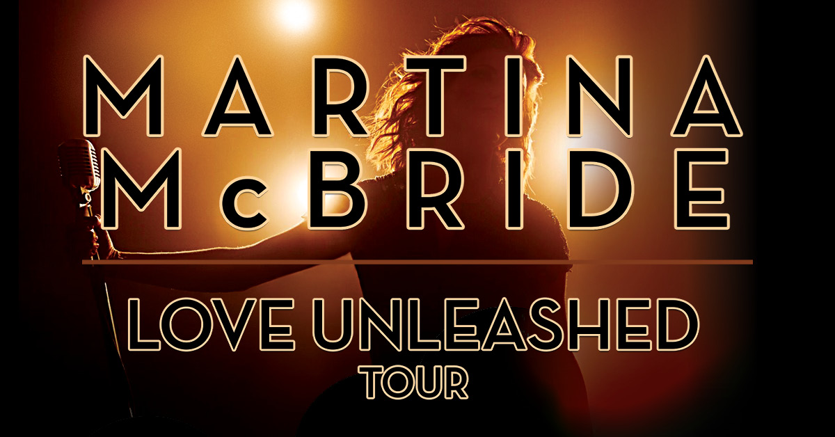Image result for martina mcbride love unleashed tour