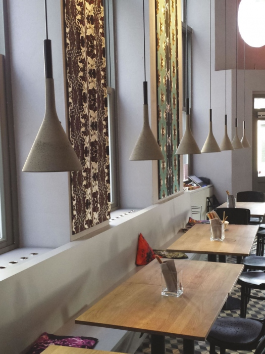 Ristrutturazioni interni per bar ristoranti pizzerie e locali  Microcemento Ragusa