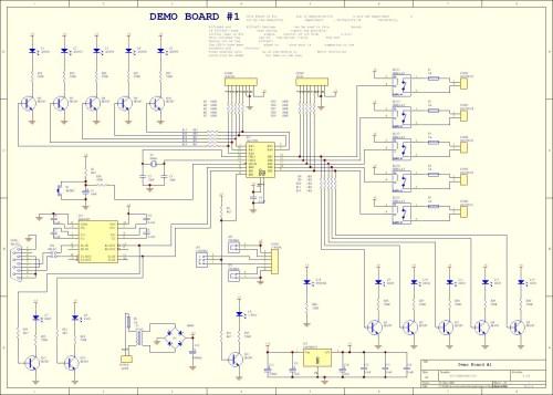 small resolution of pic demo board submenu