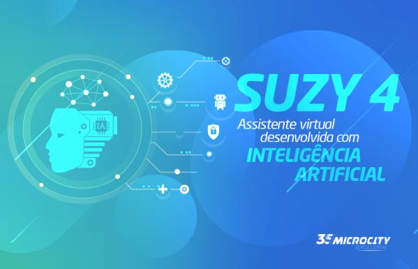 Microcity anuncia assistente virtual desenvolvida com inteligência artificial, Suzy