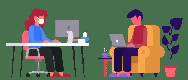 Como será o home office no futuro?