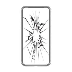 Reparation écran cassé vitre fissurée Xiaomi Black Shark 3