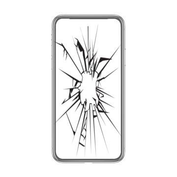 Réparation écran cassé vitre fissurée Samsung Galaxy A80