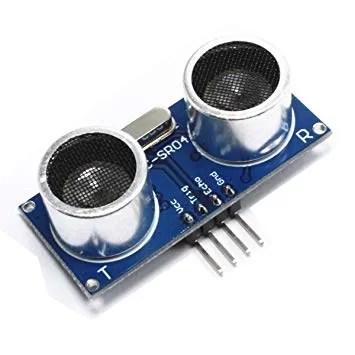 HC-SR04 Távolság mérő szenzor
