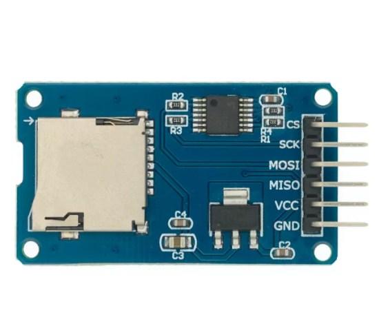 Micro SD modul